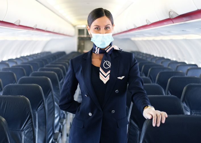 H ανακοίνωση της Aegean για τις πτήσεις εσωτερικού και εξωτερικού- Τι αλλάζει