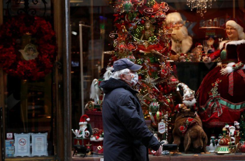Πάει για παραμονές  Χριστουγέννων η άρση του lockdown – Πρώτα τα σχολεία, μετά τα καταστήματα και στο τέλος η εστίαση με μέτρα