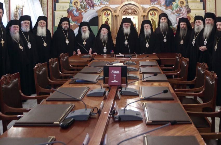 Αυστηρή προειδοποίηση της Ιεράς Συνόδου: Δεν θα δεχτούμε κλειστές εκκλησίες τα Χριστούγεννα – Επιστολή στους αρμόδιους