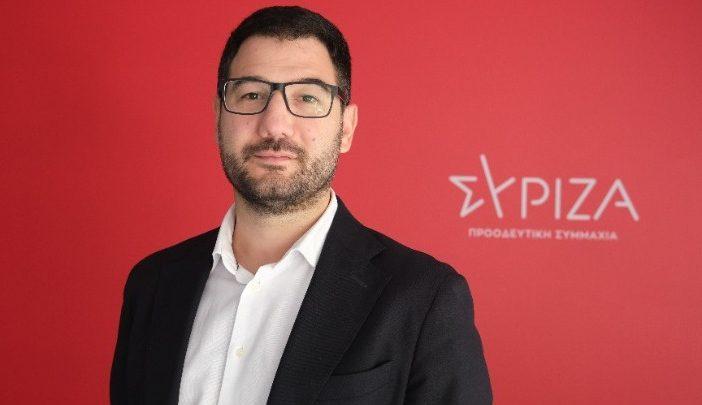 Ηλιόπουλος: Ο κ. Μητσοτάκης έκανε τα στραβά μάτια και έβαλε το πολιτικό κόστος πάνω από την ανθρώπινη ζωή