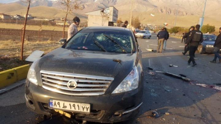 Τη Μοσάντ δείχνει το Ιράν για τη δολοφονία Φαχριζαντέχ