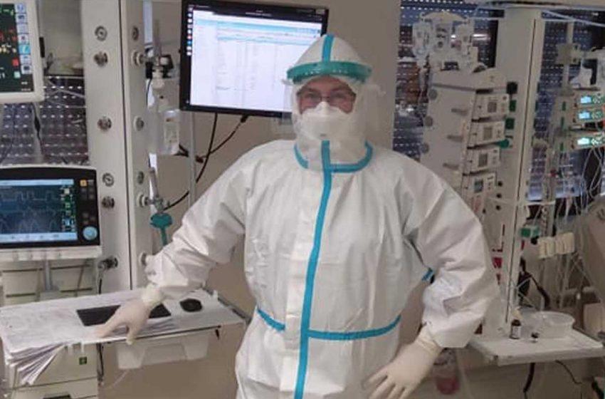 """Συγκλονίζει πνευμονολόγος στο """"Παπανικολάου"""": Σας ικετεύω να μείνετε στα σπίτια σας όλοι…"""