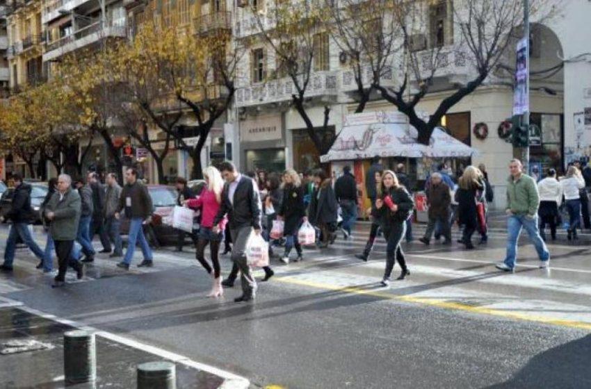 """""""Ταφόπλακα για την αγορά της Θεσσαλονίκης το lockdown"""""""