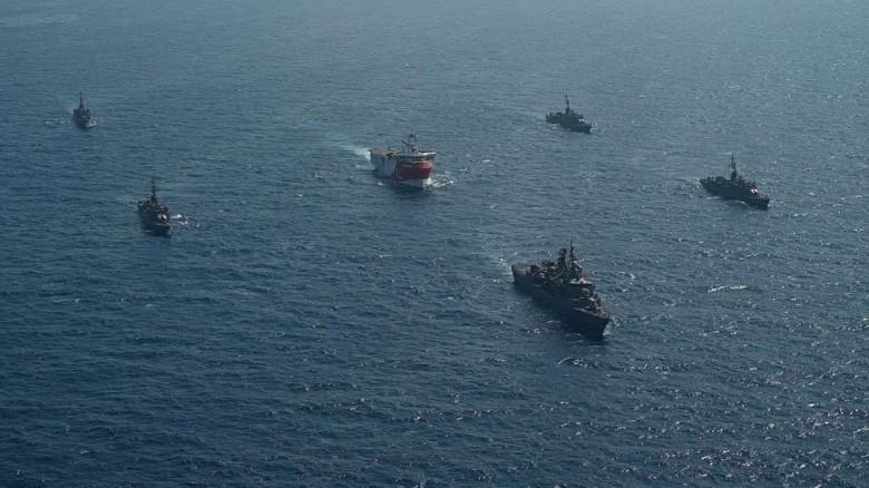 Κλιμάκωση: Τουρκική NAVTEX στην ελληνική υφαλοκρηπίδα και απάντηση με διάβημα από την Αθήνα