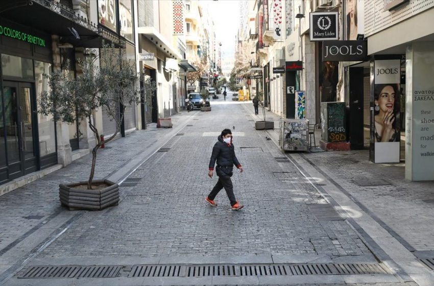 Ελλάδα σε δεύτερη καραντίνα: Αυτά τα καταστήματα κλείνουν άμεσα το Σάββατο