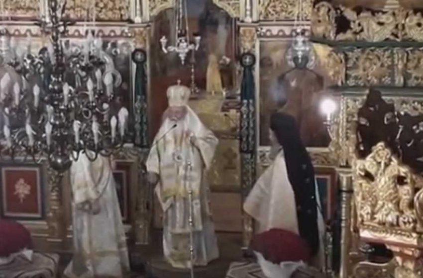 Μητροπολίτης Κοζάνης: Δεν έκλεισαν τις εκκλησίες γιατί πήραν το μάθημά τους – Νόμιζαν ότι ο Θεός έφυγε από την Ελλάδα (vid)
