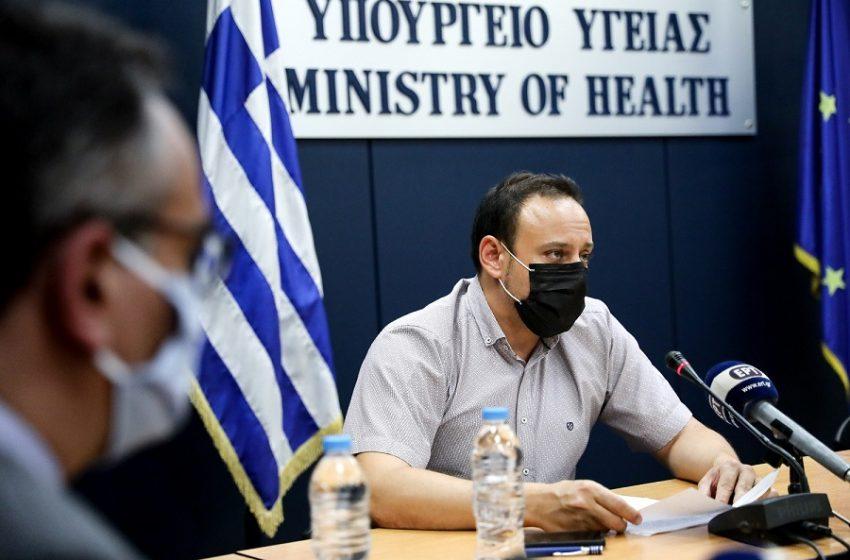 Σαρώνει ο κοροναϊός σε Αττική, Θεσσαλονίκη – Τριψήφιος αριθμός σε τρεις νομούς