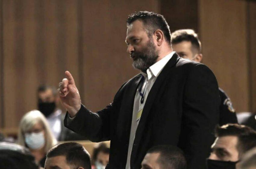 Λαγός: Καταζητούμενος στην Ελλάδα, ομιλητής στο Ευρωκοινοβούλιο (vid)