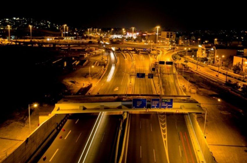 Απαγόρευση κυκλοφορίας: Άδειασαν οι δρόμοι σε Αθήνα και Θεσσαλονίκη