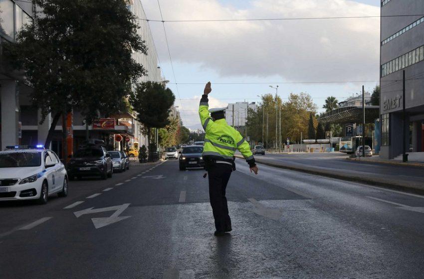 Καραντίνα μέρα 2η: Αυτή είναι η εικόνα στους δρόμους (vid)