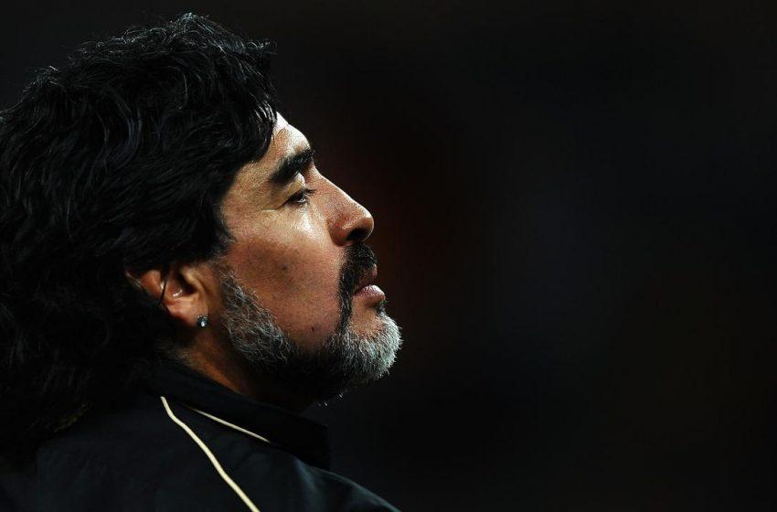 Diego Maradona – La Mano de Dios (Maradona by Kusturica)