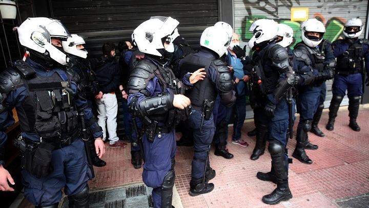 ΠΑΜΕ: Χάρη στην ψυχραιμία των διαδηλωτών δε θρηνήσαμε θύματα από το σημερινό όργιο καταστολής