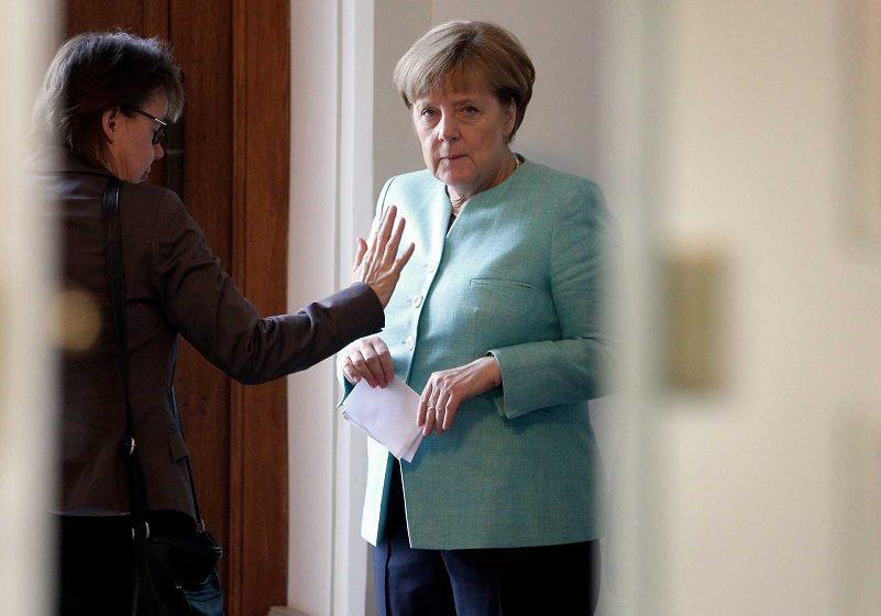 Χωρίς διάδοχο η Μέρκελ – CDU/CSU δεν κατάφεραν να επιλέξουν υποψήφιο Καγκελάριο