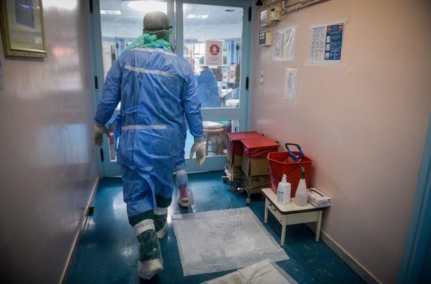 """Το ημερολόγιο  ασθενή από κοροναϊό που έγινε viral – """"Ο έντονος πονοκέφαλος και ο φόβος του θανάτου"""""""