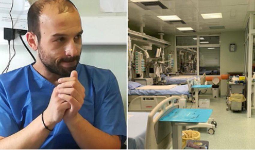 Συγκλονίζει γιατρός του νοσοκομείου Παπανικολάου:  Η ΜΕΘ γέμισε σε 14 ώρες
