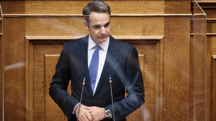 Παρέμβαση Μητσοτάκη σε λίγη ώρα στη Βουλή, για τα μέτρα ενίσχυσης των εργαζομένων