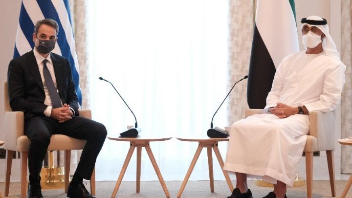 Μητσοτάκης: Ελλάδα-ΗΑΕ διαμορφώνουν πλαίσιο στρατηγικής συμμαχίας στην οικονομία, την άμυνα και την εξωτερική πολιτική