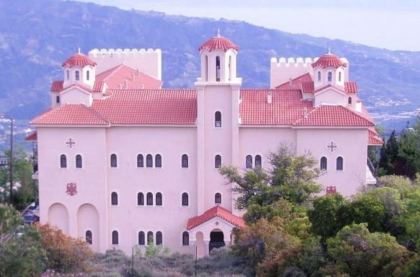 Θετικές στον κοροναϊό 9 μοναχές σε Μονή που είχαν επισκεφθεί ο Αμβρόσιος και ο Καλαβρύτων