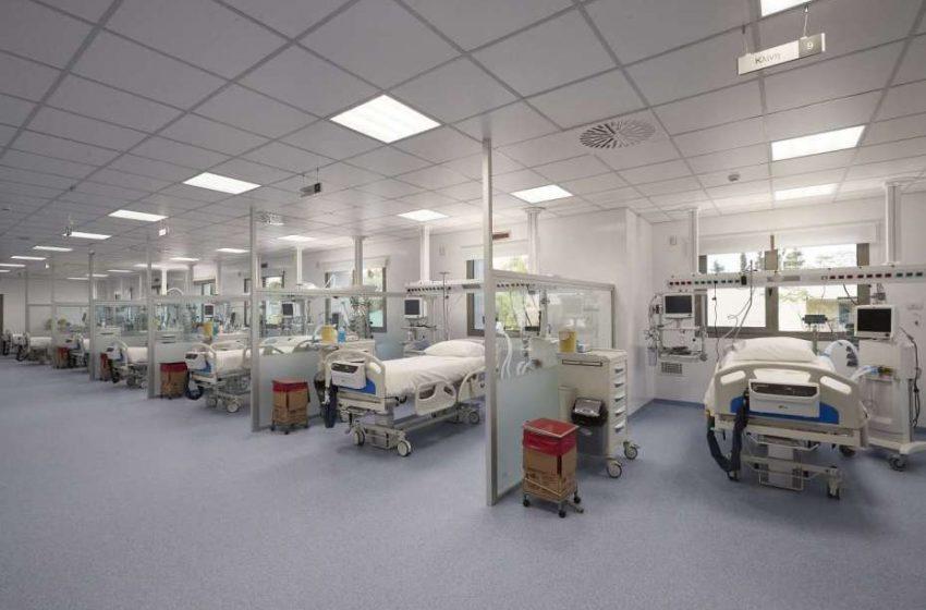 ΜΕΘ: Σε όλη την Ελλάδα 312 κλίνες – Έχουν καλυφθεί οι 188 – Η εικόνα στα νοσοκομεία της Θεσσαλονίκης