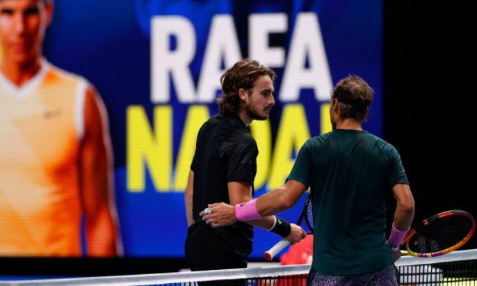 "ATP Finals: Αποκλείστηκε ο Τσιτσιπάς από τον ""μεγάλο"" Ναδάλ"