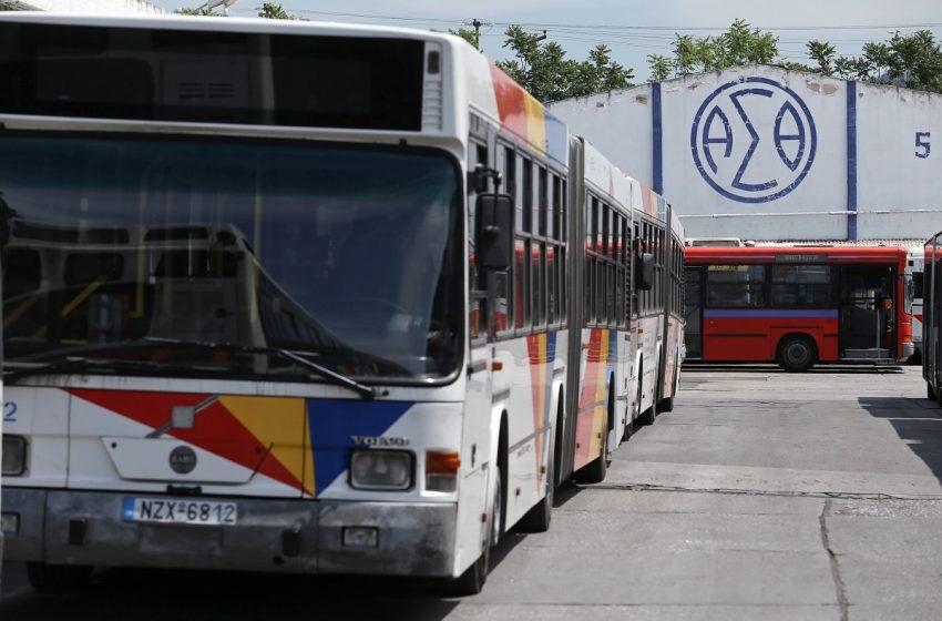 Χωρίς λεωφορεία την Πέμπτη η Θεσσαλονίκη