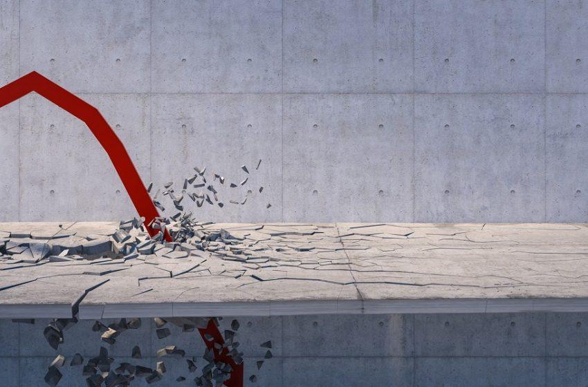 """""""Καταρρέει"""" η θεωρία του V – Γιατί η Ελλάδα μπορεί να αντιμετωπίσει πολύ σοβαρό πρόβλημα"""