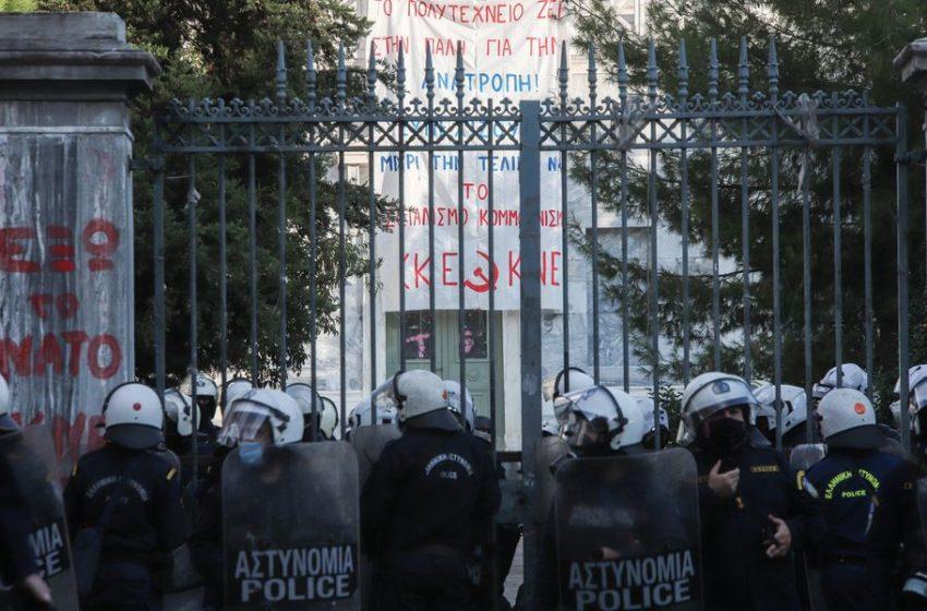 Το σχέδιο της Αστυνομίας για το Πολυτεχνείο: Αστακός η Αθήνα – Πάνω από 4.000 αστυνομικοί στους δρόμους