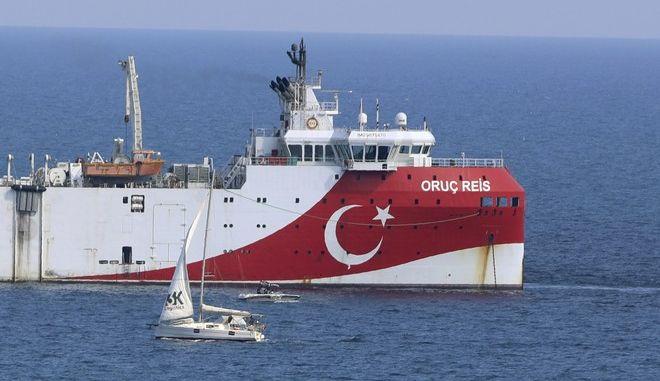 Στέλνει ξανά το Oruc Reis σε Καστελόριζο και Ρόδο η Τουρκία παρά τις προειδοποιήσεις της Ευρωπαϊκής Ένωσης για κυρώσεις