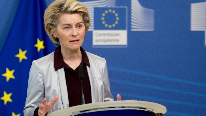 Ούρσουλα φον ντερ Λάιεν: Ευχάριστα νέα για τις προσπάθειές μας να φέρουμε περισσότερα εμβόλια στους Ευρωπαίους