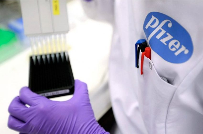 Pfizer: Διπλό εμβόλιο για κοροναϊό και πνευμονιόκοκκο-Ξεκίνησαν δοκιμές