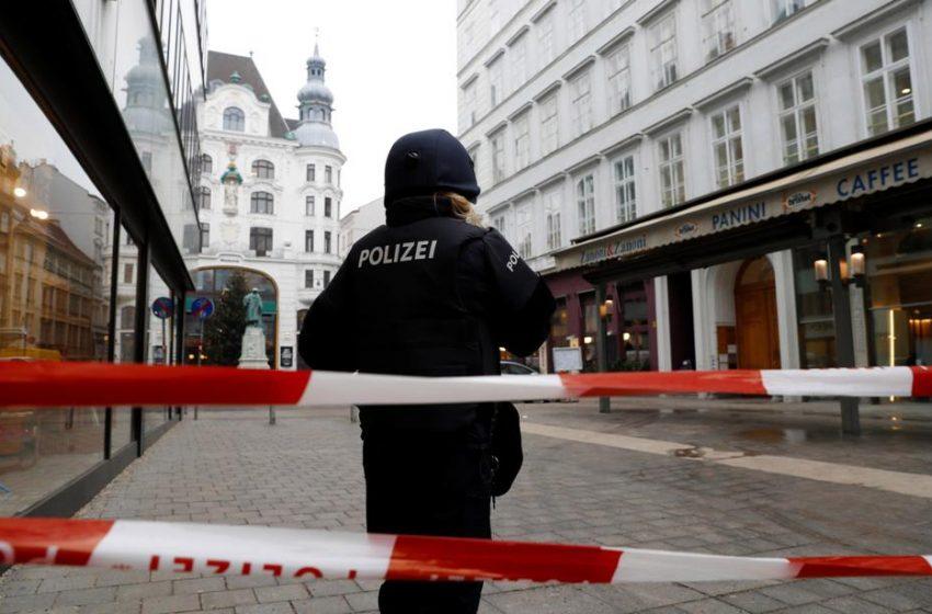 Συναγερμός στην Βιέννη: Πυροβολισμοί σε συναγωγή (vid)