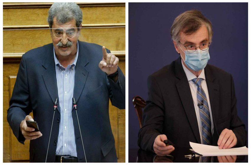 """Ο Πολάκης αμφισβητεί ευθέως τον Τσιόδρα – """"Άλλαξε η επιστημονική ομάδα άποψη σε τρία θέματα με πολιτική εντολή"""""""