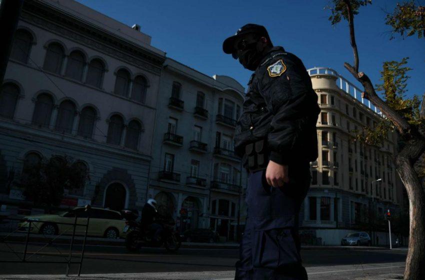 Πολυτεχνείο: Υπό αστυνομικό κλοιό η επέτειος – Έκλεισε η Πατησίων