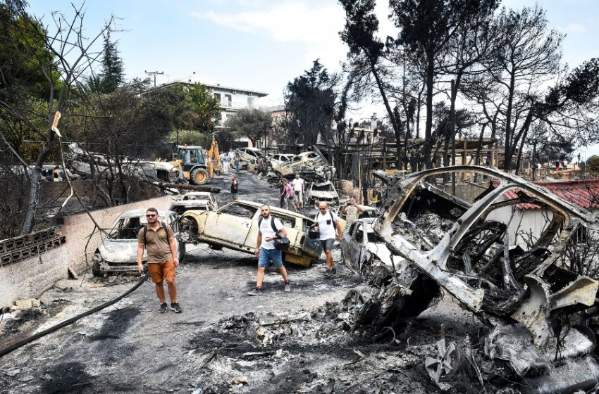Μάτι: Αναβάθμιση της κατηγορίας σε κακούργημα θα ζητήσει και πάλι ο ανακριτής – Στο κάδρο και η Πυροσβεστική