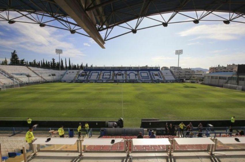 """""""Πράσινο φως"""" από την UEFA:Στην Ριζούπολη το παιχνίδι της Εθνικής με την Σλοβενία"""