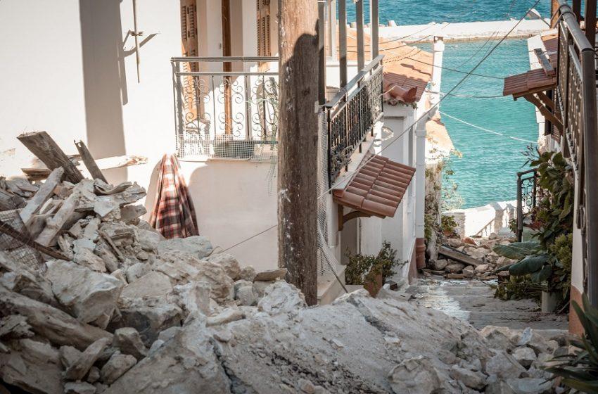 Σάμος: Εκκενώνονται περιοχές – Φόβοι για ισχυρό μετασεισμό