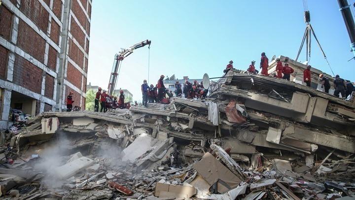 Τραγωδίας συνέχεια στην Τουρκία: Στους 114 οι νεκροί από τον σεισμό της Παρασκευής
