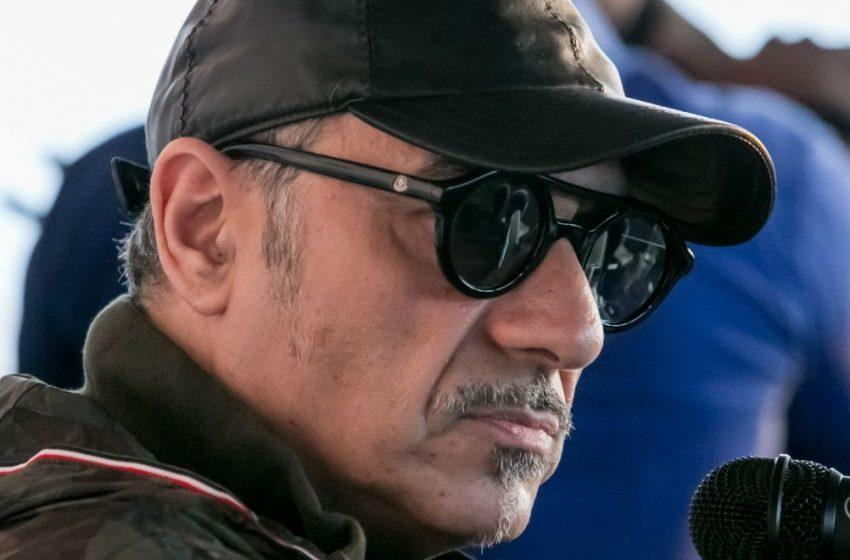 Συνελήφθη ο Νότης Σφακιανάκης – Είχε στην κατοχή του όπλο και κοκαΐνη