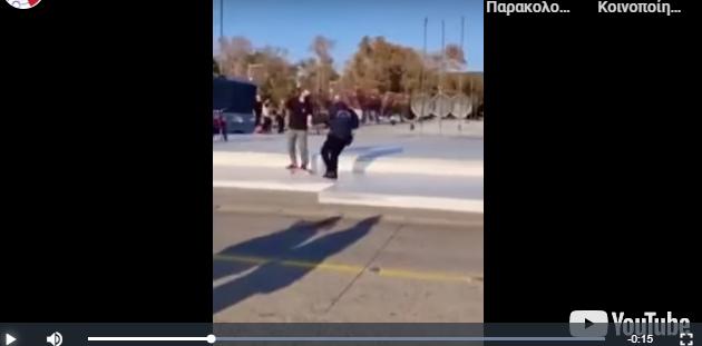 Τραγέλαφος: Αστυνομικοί της Άμεσης Δράσης κυνηγούν… παιδιά που κάνουν skate – Σάλος με το νέο βίντεο (vid)