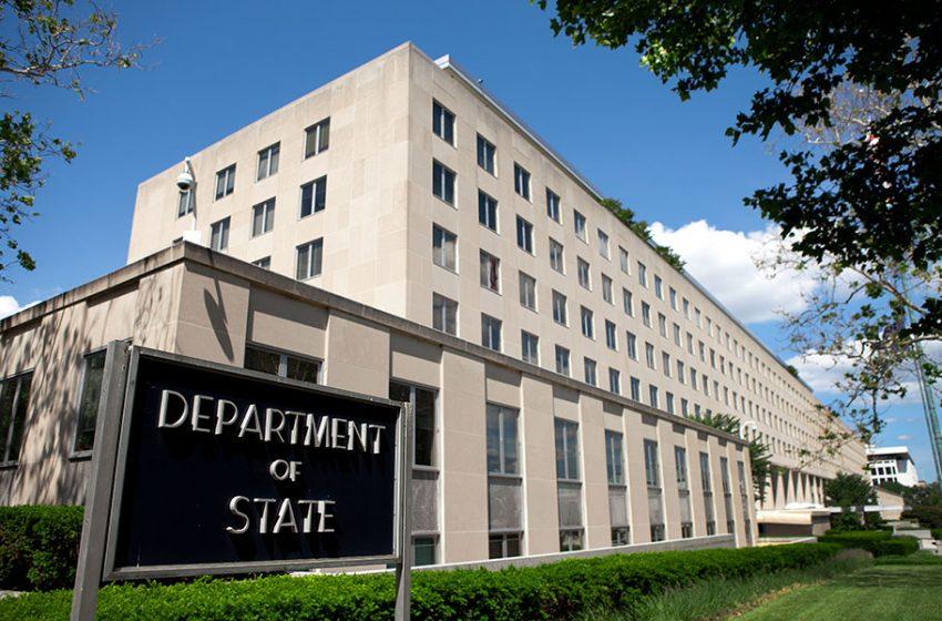 """Διπλωματική """"βόμβα"""" από το Στέϊτ Ντιπάρτμεντ: Οι ΗΠΑ διαφωνούν με την Ελλάδα για την έκταση του εναέριου χώρου- Αναγνωρίζουν μόνο έως τα 6 μίλια!"""