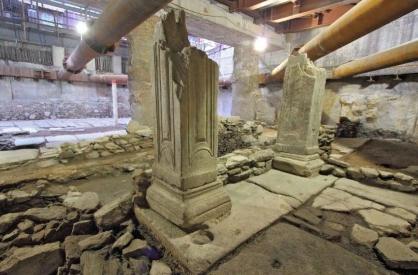 Επιστολή καταγγελία πρώην μέλους ΚΑΣ για τις αρχαιότητες του Σταθμού Βενιζέλου: Προσπάθεια να χειραγωγηθεί η όλη διαδικασία