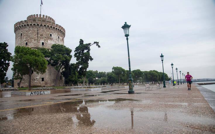 Το πρώτο ευχάριστο νέο για την Θεσσαλονίκη μετά από έξι εβδομάδες