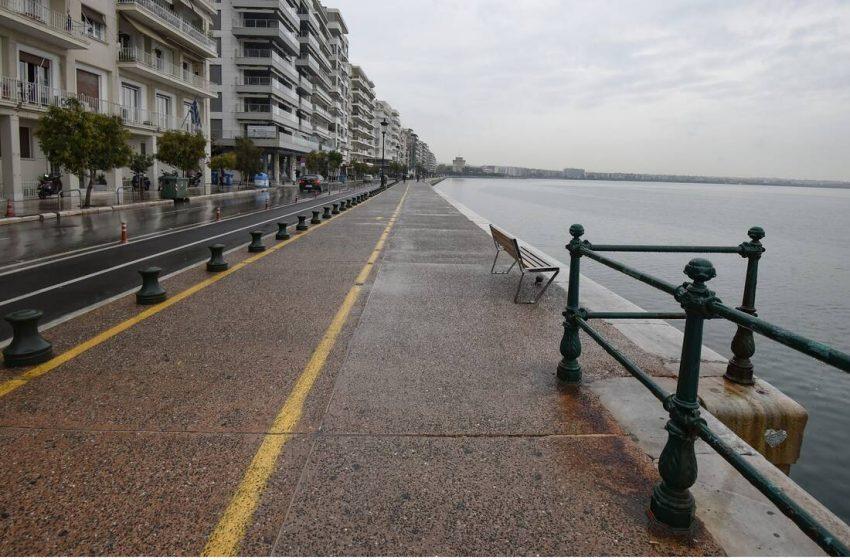 Ανησυχητικές οι μετρήσεις για τη Θεσσαλονίκη – Αυξητική παραμένει η τάση στα λύματα
