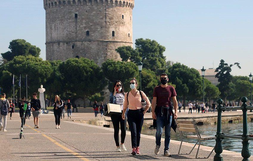 "Eστίαση Θεσσαλονίκης: ""Δεν θ' ανοίξουμε τα Χριστούγεννα""- Υπόμνημα στον πρωθυπουργό: ""Οδηγούμαστε σε λουκέτα"""