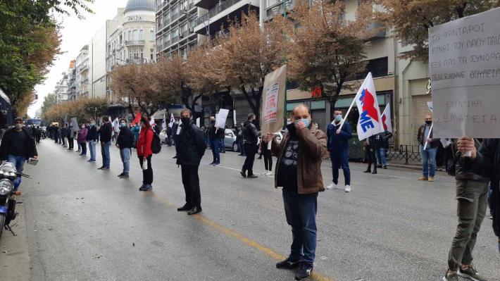 Απεργιακή κινητοποίηση από το ΠΑΜΕ στις 26 Νοεμβρίου – Επανάληψη της σύγκρουσης ΚΚΕ-Χρυσοχοϊδη;