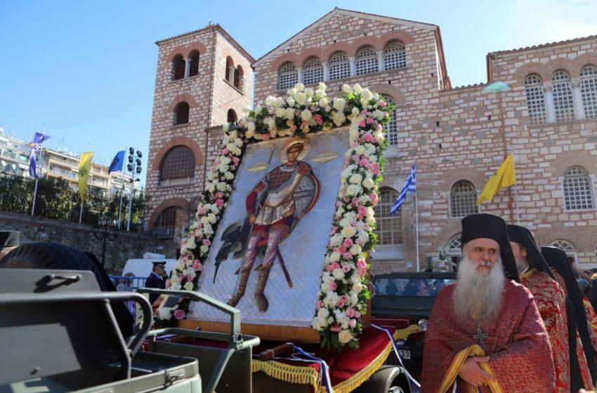 """Το λάθος της κυβέρνησης του Αγίου Δημητρίου στην Θεσσαλονίκη – Ποιους """"φωτογράφισε"""" ο Κυριάκος Μητσοτάκης"""