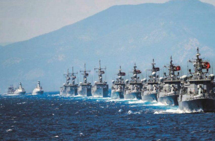 Nέα κλιμάκωση από την Τουρκία: Ζητεί αποστρατικοποίηση Τήλου και Χάλκης