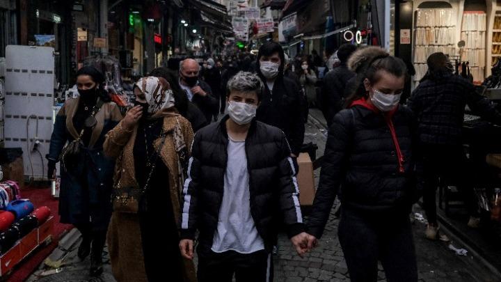 Τουρκία: Ανακοίνωσε lockdown o Ερντογάν με …ελαφρά καθυστέρηση