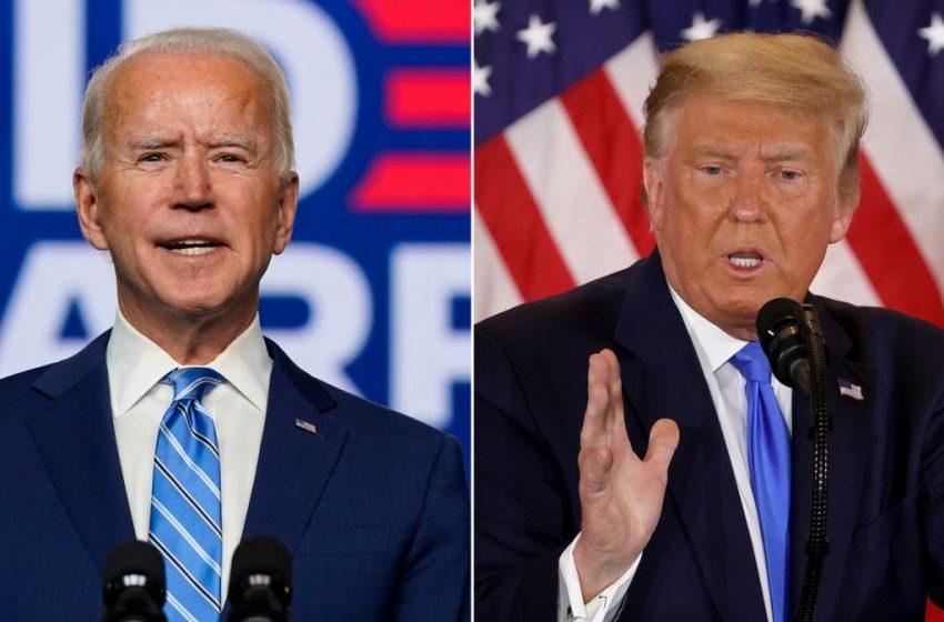 Εκλογές ΗΠΑ: Σάλος με την ομιλία Τραμπ – Ποια δίκτυα τη διέκοψαν – Τι είπε ο Μπάιντεν (vid)
