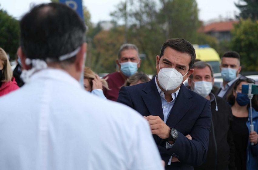Γιατί στον ΣΥΡΙΖΑ θεωρούν το lockdown ομολογία ολοκληρωτικής αποτυχίας